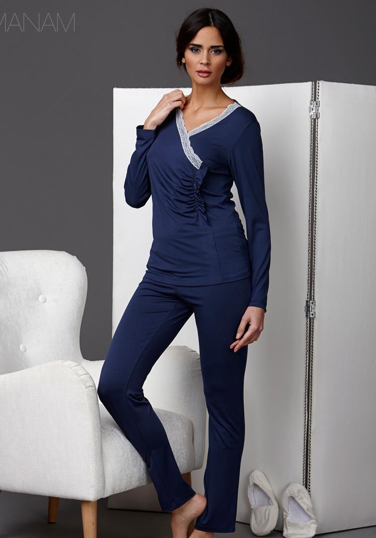 Женский домашний костюм из вискозы Vilfram (Домашние костюмы и пижамы)