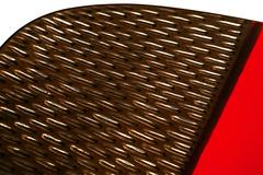 Блюдо декоративное Copperfield красное от Sporvil