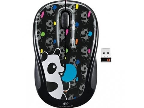 LOGITECH M325 Panda Candy