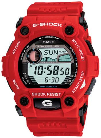 Купить Наручные часы Casio G-7900A-4DR по доступной цене