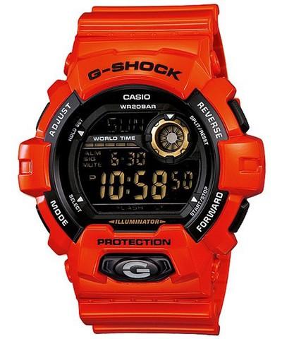 Купить Наручные часы Casio G-8900A-4DR по доступной цене