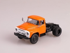 ZIL-130V1 Tractor unit orange 1:43 AutoHistory