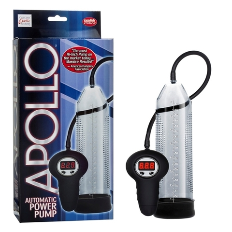 Apollo Automatic Power Pump (автоматическая) (6 х 25,5 см)