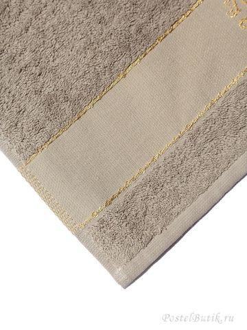 Набор полотенец 2 шт Roberto Cavalli Araldico серый