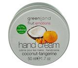 Крем для рук кокос-мандарин, Greenland