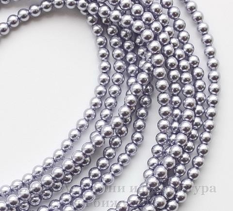 5810 Хрустальный жемчуг Сваровски Crystal Lavender круглый 3 мм, 10 шт