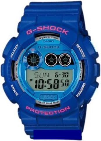 Купить Наручные часы Casio GD-120TS-2DR по доступной цене