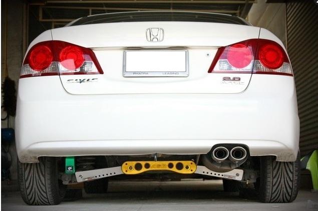 Установленный Усилитель задней балки Хонда Цивик FD FG FA