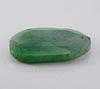 Подвеска Агат (тониров) (цвет - серо-зеленый) 56х43х8,4 мм №23 ()