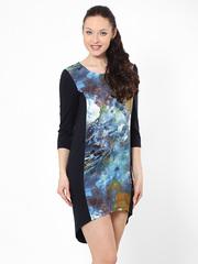 P256-88z платье синее