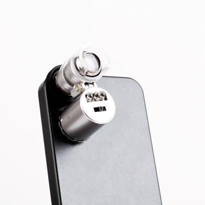 Микроскоп для iPhone 4/4S и 5/5s (iPhone 5)