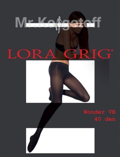 Колготки Lora Grig Wonder Vita Bassa 40
