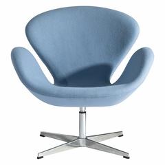 кресло swan   (ткань)