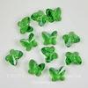5754 Бусина в виде бабочки Сваровски Fern Green  8 мм