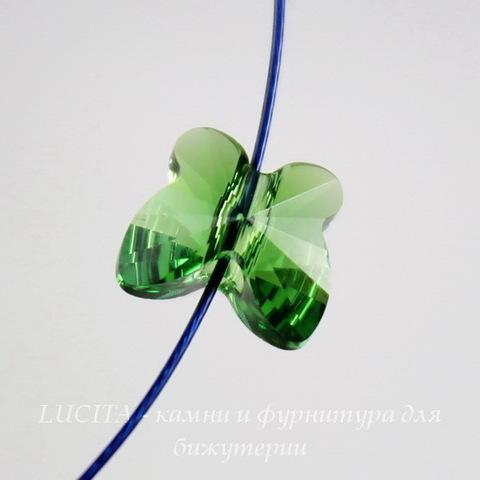 5754 Бусина в виде бабочки Сваровски Fern Green  8 мм ()