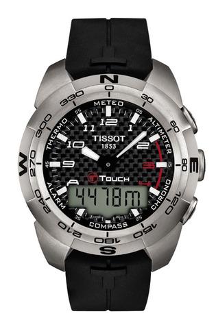Купить Наручные часы Tissot T013.420.47.202.00 T-Touch Expert по доступной цене