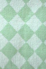 Элитный плед детский Lux 3313 зелёный от Luxberry