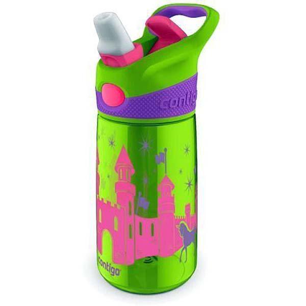 Детская бутылочка Contigo Striker (0.42 литра), розовая