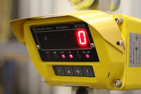Весы крановые ВСК-5000Е