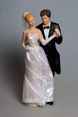 Свадебная фигура 9525 B
