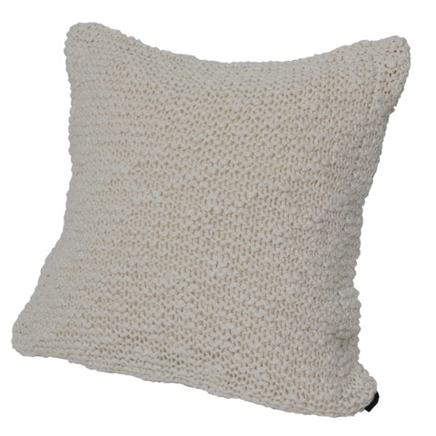 Элитная подушка декоративная Notthingham слоновая кость от Casual Avenue