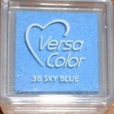 Штемпельная подушечка mini - SKY BLUE