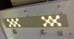 светодиодная люстра 15-106 ( ELITE LED LIGHTS)