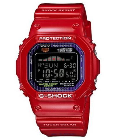 Купить Наручные часы Casio GWX-5600C-4DR по доступной цене