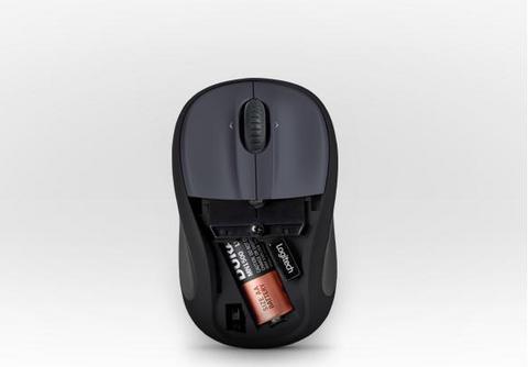 LOGITECH M305 Wireless Mouse Dark Silver