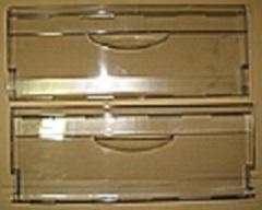 Панель откидная, прозрачная, морозильной камеры холодильника АТЛАНТ, Минск (17 серия) 774142100800 , зам.774142100100