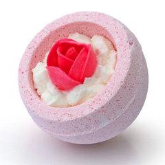 Десерт-шарик  для ванн комбинированный РОЗОВАЯ МЕЧТА, серия
