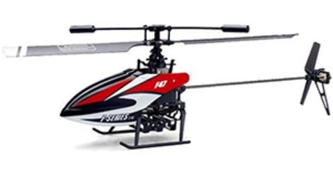 Радиоуправляемый вертолет MJX i-Heli Shuttle F47/F647 с гироскопом (код: MJX-F47)