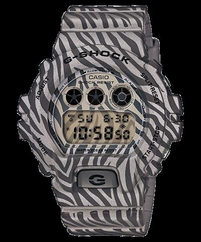 Купить Наручные часы Casio G-Shock DW-6900ZB-8DR по доступной цене