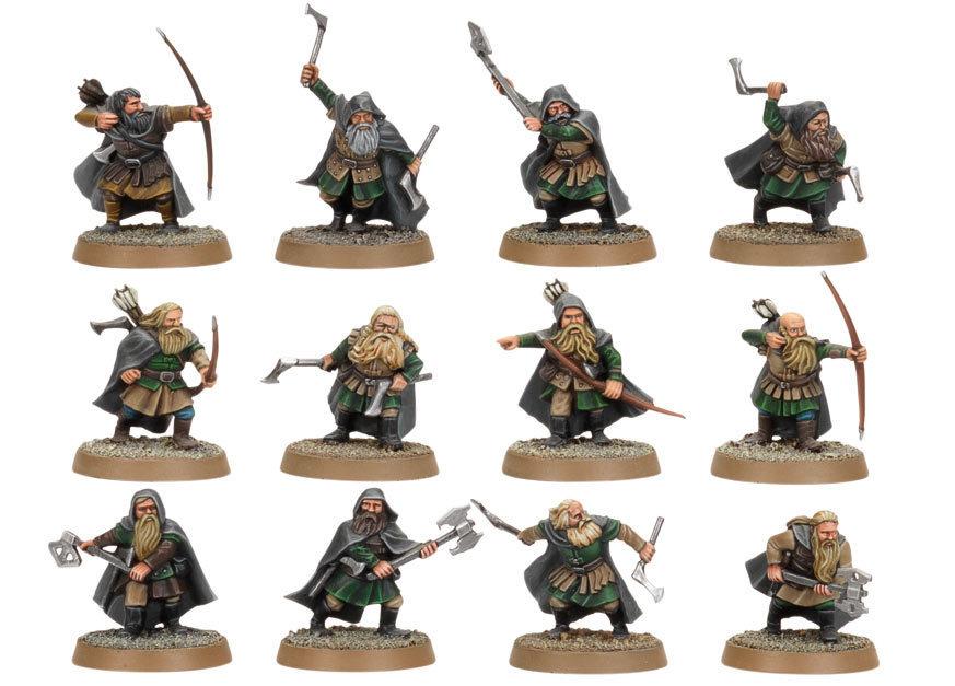 Dwarf Rangers