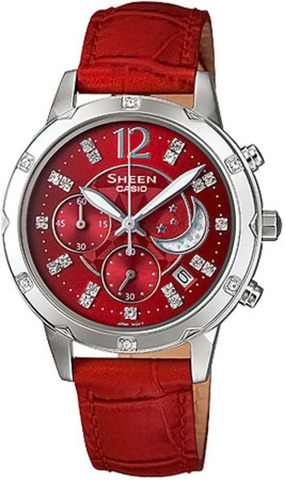 Купить Наручные часы Casio SHE-5017L-4ADF по доступной цене