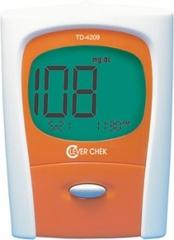 Глюкометр Клевер - чек 4209 без принадлежностей
