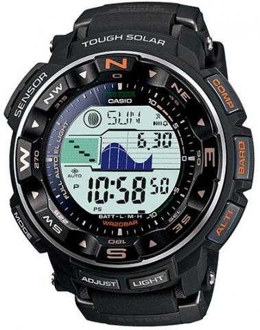 Купить Наручные часы Casio PRG-250-1DR по доступной цене