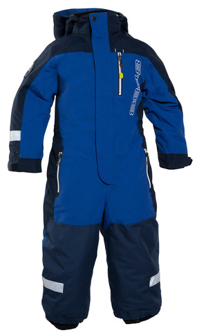 Комбинезон 8848 Altitude Piraya Suit Berliner Blue детский