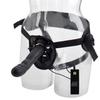 Страпон Harness 10 Function Love Rider Rippler (18,5х3,75 см)