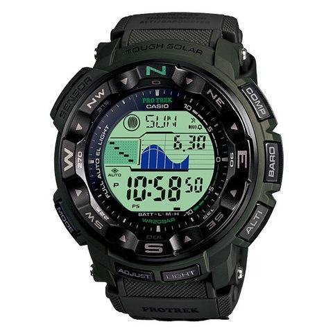 Купить Наручные часы Casio PRG-250B-3DR по доступной цене