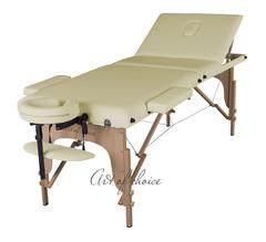Складной массажный  стол SOL