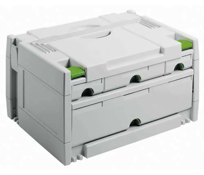 Сортейнер SYS 3-SORT/4 Festool 491522