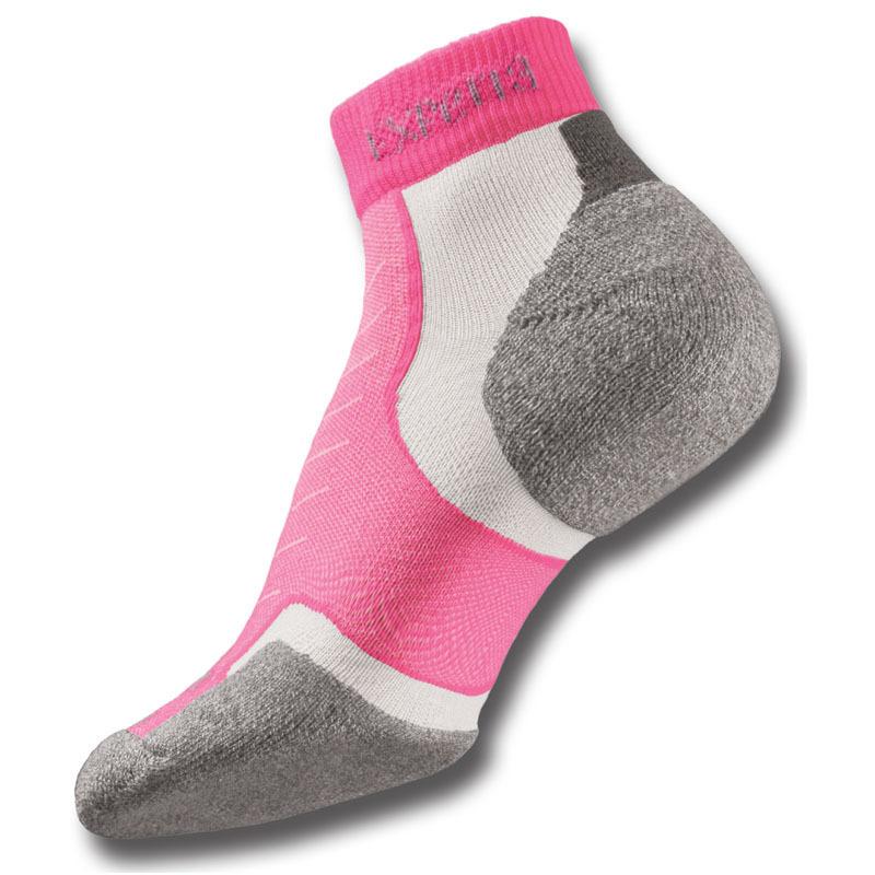 Беговые носки Thorlo Experia Xcmu 199 Mini Crew Розовые