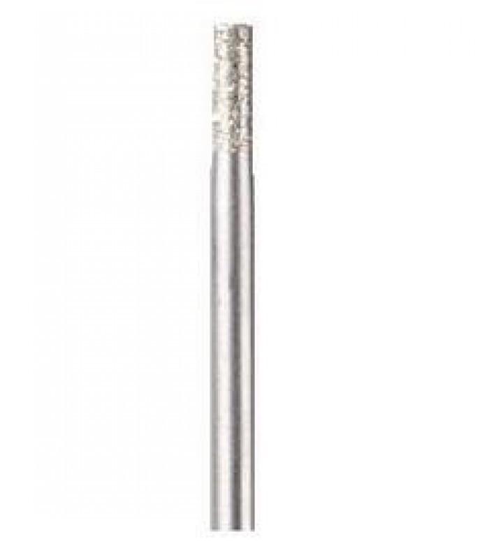 Алмазная круговая насадка №7122 ø2,4мм 2шт Dremel 26157122JA