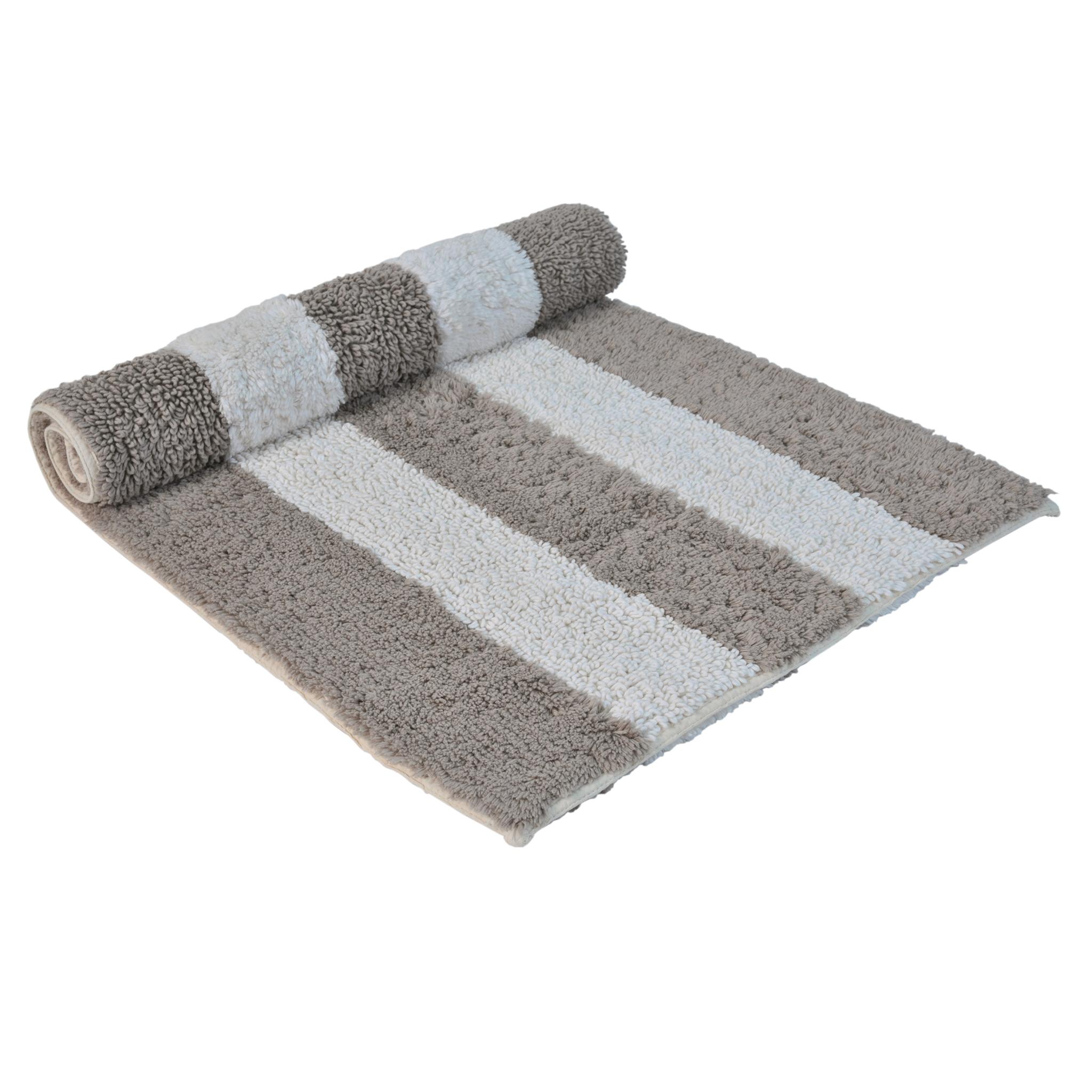 Элитный коврик для ванной Newport слоновая-кость/светло-коричневый от Casual Avenue
