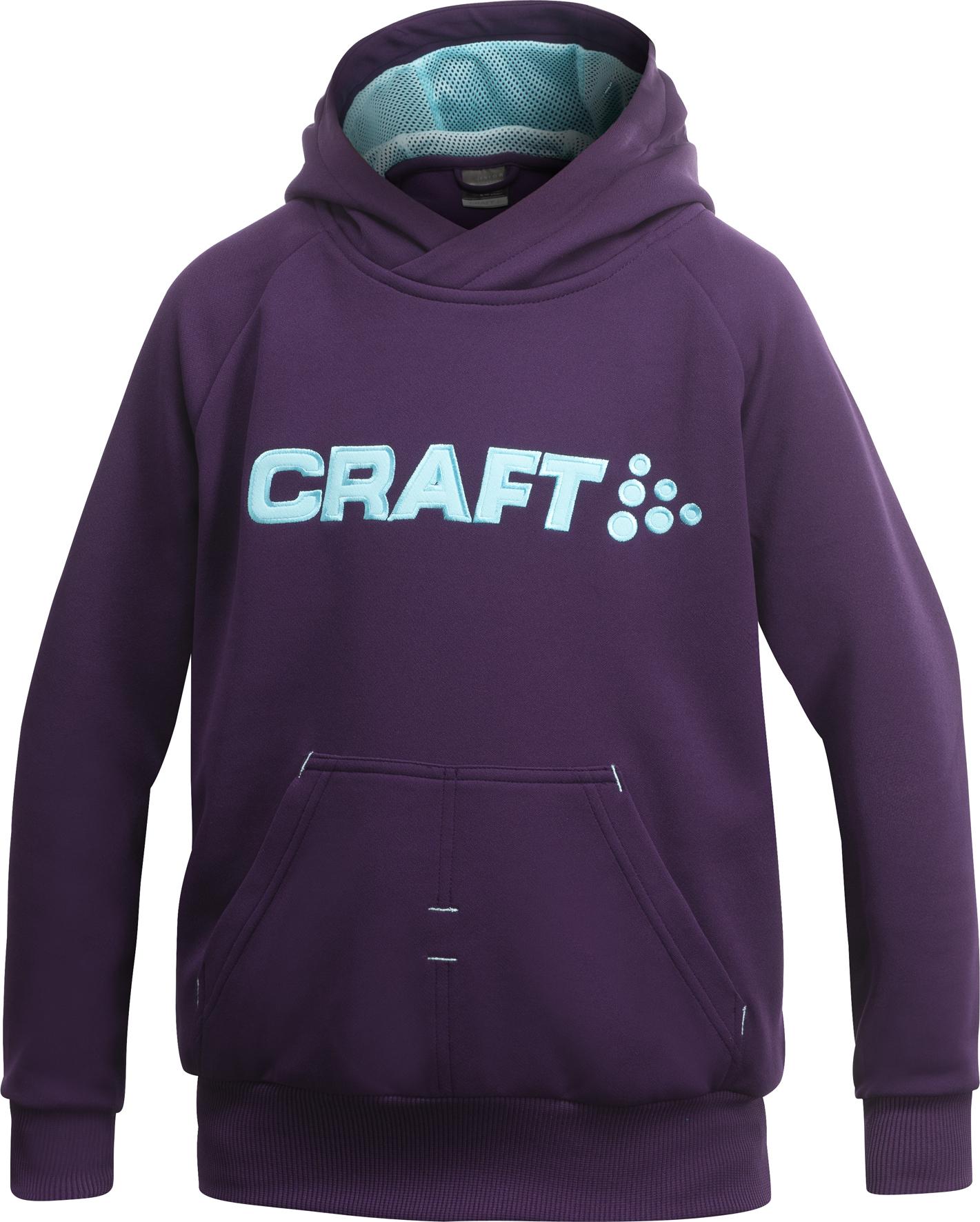 Толстовка Craft Flex Hood детская purple