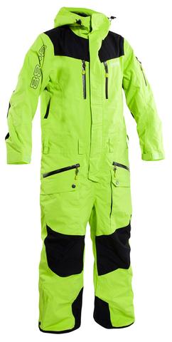 Комбинезон горнолыжный 8848 Altitude Kida Lime унисекс женский и подростковый