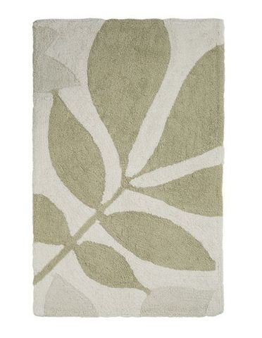 Элитный коврик для ванной Shadow Leaves от Creative Bath