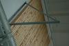 Консоль настенная с блочной подвеской для гимнастических колец, вынос 2м  (для одной пары)