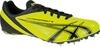 Asics Hyper Sprint 4 yellow Шиповки мужские